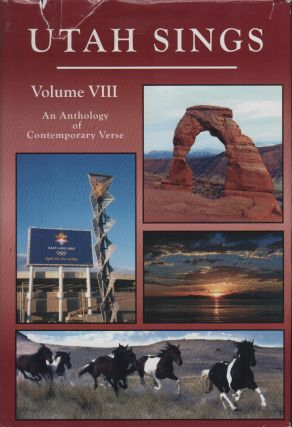 UTAH SINGS: Volume VIII: An Anthology of Contemporary Verse