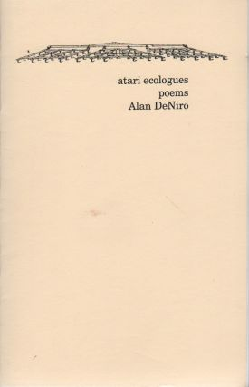 ATARI ECOLOGUES: Poems