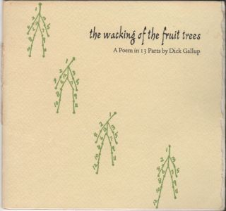 THE WACKING OF THE FRUIT TREES