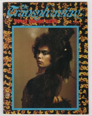 THE TRANSYLVANIAN [Five Issues, Plus One Signed by Nell Campbell]