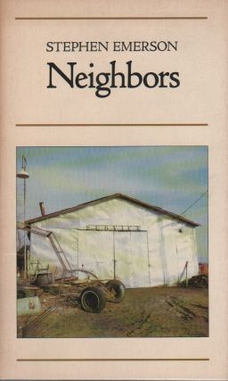 NEIGHBORS: Stories 1974-1982