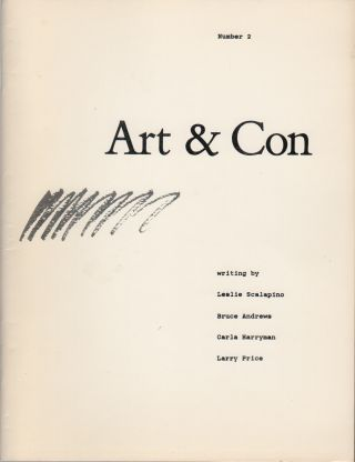 ART & CON - Number 2