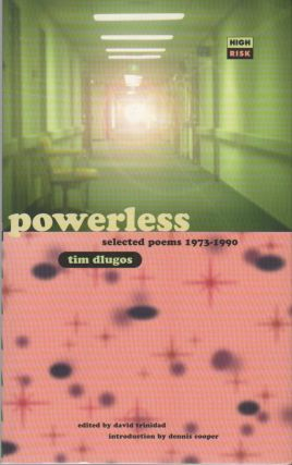 POWERLESS: Selected Poems 1973-1990