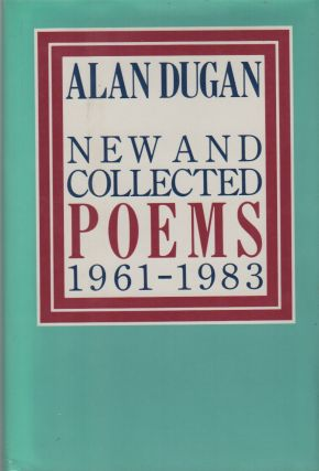 NEW AND COLLECTED POEMS 1961-1983