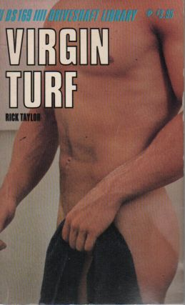 VIRGIN TURF (Driveshaft Library, DS169). Rick TAYLOR