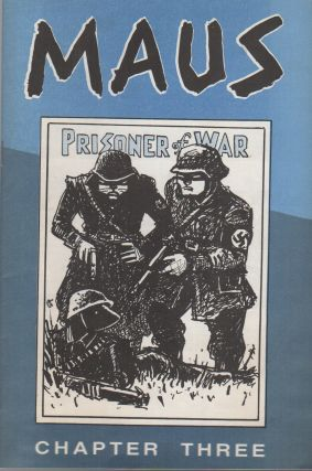 MAUS, A SURVIVOR'S TALE - Chapter Three - Prisoner of War. Art SPIEGELMAN