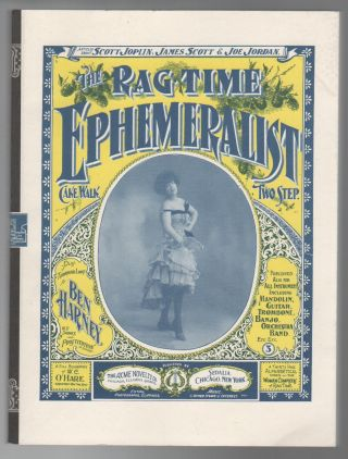 THE RAGTIME EPHEMERALIST - Number Three