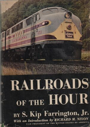 RAILROADS OF THE HOUR