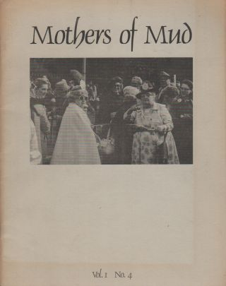 MOTHERS OF MUD - Vol. 1 No. 4