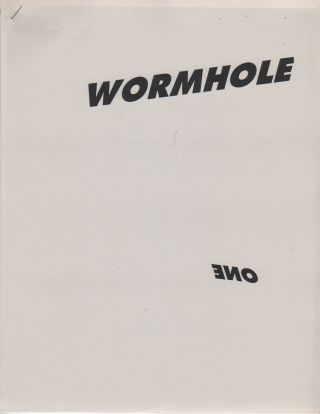 WORMHOLE - No. 1