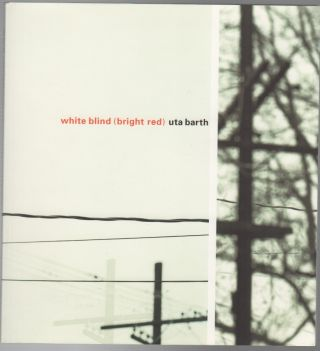 WHITE BLIND (Bright Red