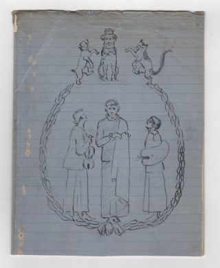 Four Handmade journals from the 1920s Presented to Florence Mary Winckworth Gunn (1857-1928