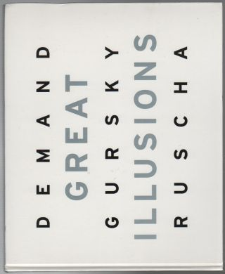 GREAT ILLUSIONS