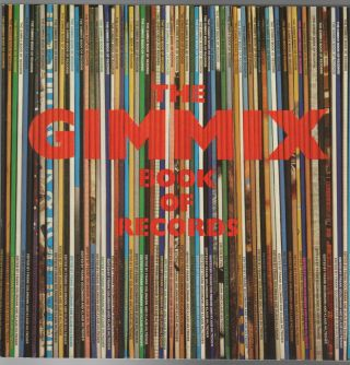 THE GIMMIX BOOK OF RECORDS: An Almanac of Unusual Records, Sleeves, and Picture Discs