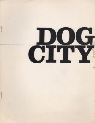 DOG CITY - No. 1 [and] No. 2 [Complete Run