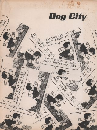 DOG CITY - No. 1 [and] No. 2 [Complete Run]