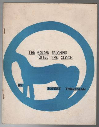 THE GOLDEN PALOMINO BITES THE CLOCK
