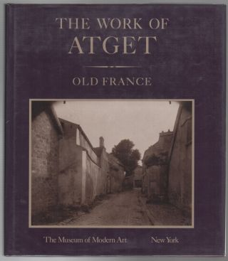 THE WORK OF ATGET (4 VOLUME SET