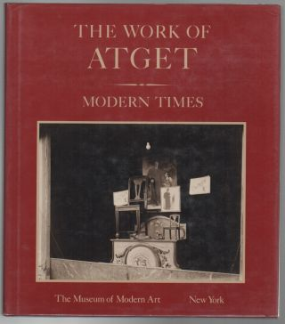 THE WORK OF ATGET (4 VOLUME SET)