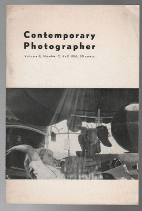 CONTEMPORARY PHOTOGRAPHER - Vol. II No. 2 Fall 1961