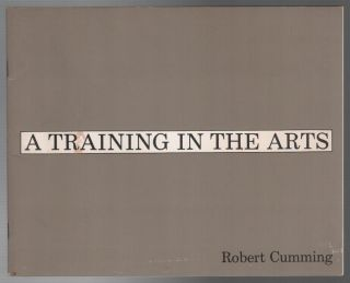 A TRAINING IN THE ARTS