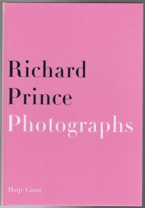 RICHARD PRINCE PAINTINGS - PHOTOGRAPHS