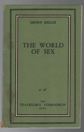 THE WORLD OF SEX