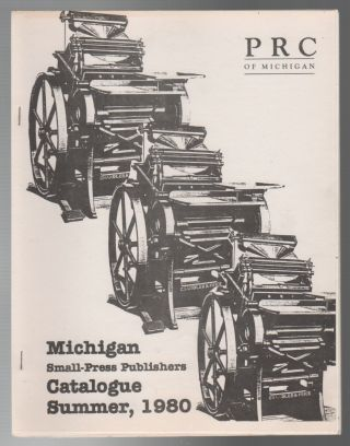 MICHIGAN SMALL-PRESS PUBLISHERS CATALOGUE: Summer, 1980