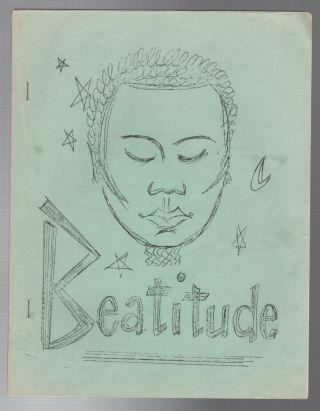 BEATITUDE #8 (August 15, 1959). Beat Literature, Mimeo Revolution
