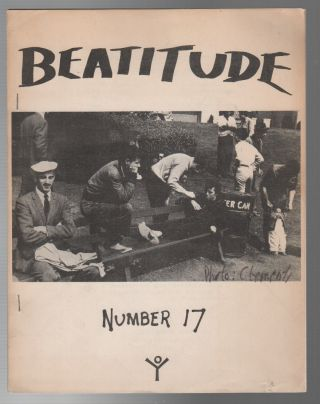 BEATITUDE #17 (Oct-Nov 1960). Beat Literature, Mimeo Revolution