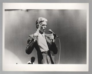 [DAVID BOWIE PHOTO ARCHIVE]