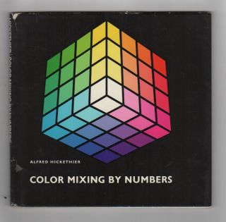 COLOR MIXING BY NUMBERS