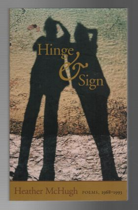 HINGE & SIGN: Poems 1968-1993
