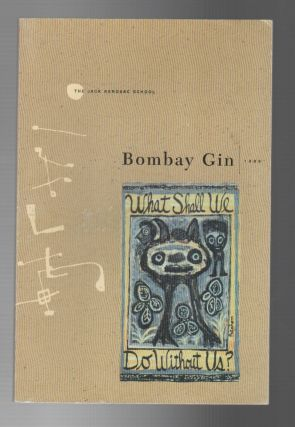 BOMBAY GIN Vol. 6 No. 1