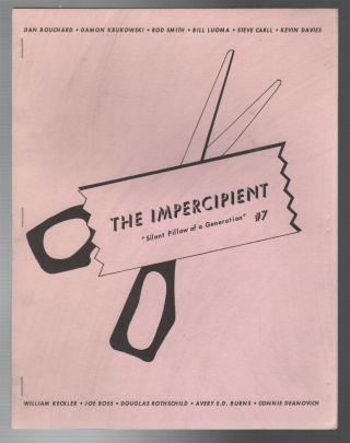 THE IMPERCIPIENT #7 / JUNE 1995