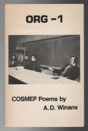 ORG-1 COSMEP POEMS