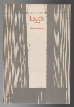 LAUDS: Poems