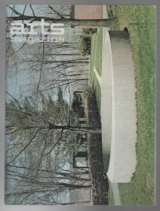ARTS MAGAZINE: February 1973 / Volume 47 No. 4