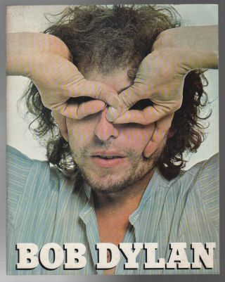 BOB DYLAN [TOUR PROGRAM