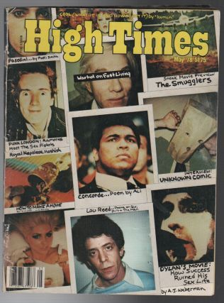 HIGH TIMES / May '78 No. 33