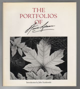 THE PORTFOLIOS OF ANSEL ADAMS. Ansel ADAMS, John Szarkowski