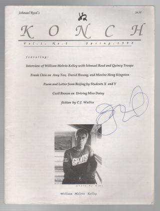 KONCH Vol. 1 No. 2 / Spring 1990