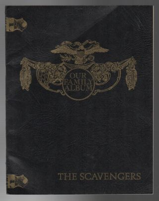 THE SCAVENGERS / OUR FAMILY ALBUM