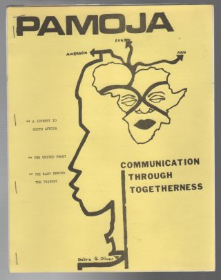 PAMOJA: Communication Through Togetherness / Volume II No. 1