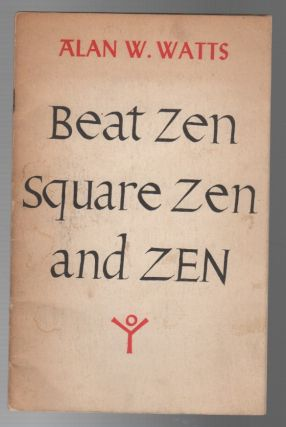 BEAT ZEN SQUARE ZEN AND ZEN