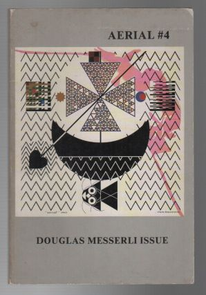 AERIAL #4: Douglas Messerli Issue