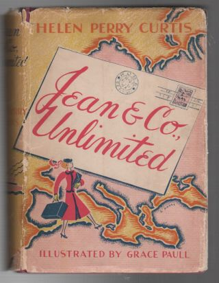 JEAN AND COMPANY, UNLIMITED: 10,000 Miles in Europe