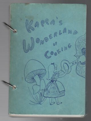KAPPA'S WONDERLAND OF COOKING. Carol CLARKE