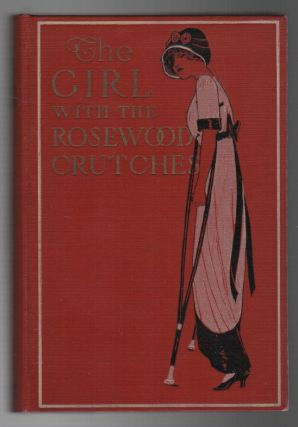 THE GIRL WITH THE ROSEWOOD CRUTCHES