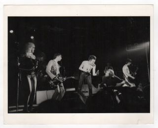 [Sex Pistols Press Photo Archive]